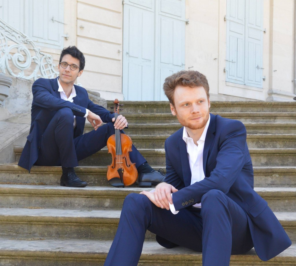 les fieffes musiciens-duo mercutio