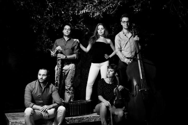 les fieffes musiciens - quinteto respiro